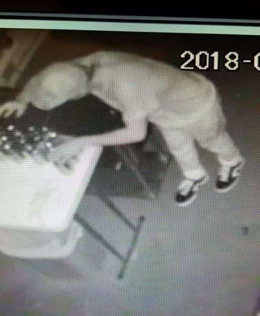 LEH: Police Search for Burglary Suspect.