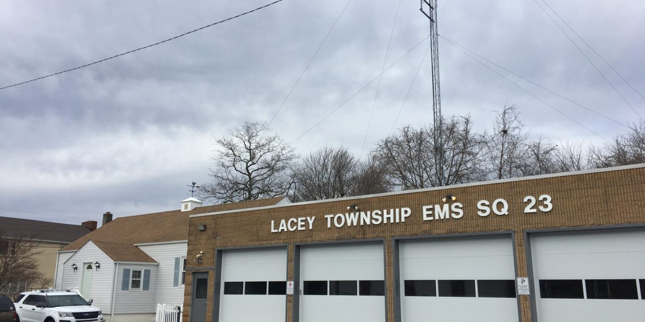 Lacey: 500 Block of Lacey Road- Unconscious.