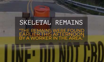 Howell: Skeletal Remains Found