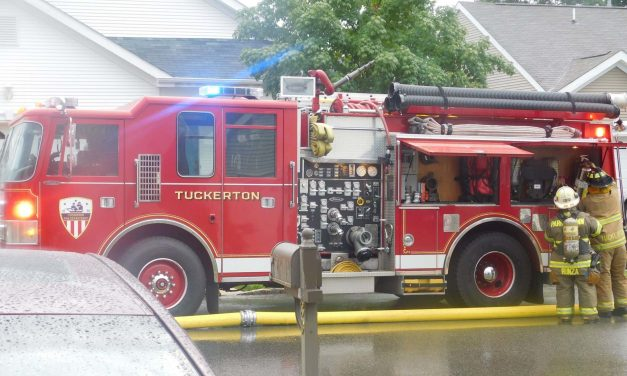 Tuckerton: West Main and Center – Possible Structure Fire – Smoke Coming From Residence (Units can recall)