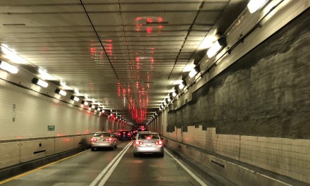 Baltimore: I-895 Harbor Tunnel- Drive Through Dashcam Footage