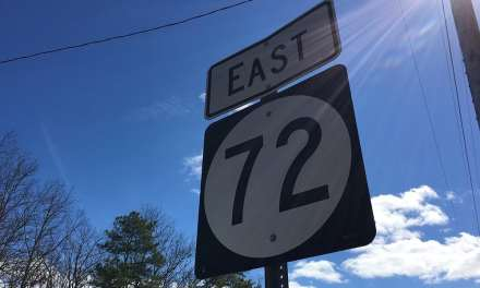 Stafford: Accident On Route 72 Injures Point Pleasant Man