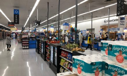 Lacey: Walmart- Juvenile Acting Out!
