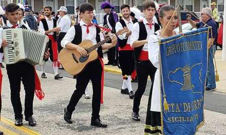 SEASIDE HEIGHTS: Annual Ocean County Columbus Day Parade Provides Flavor Of Old Italy