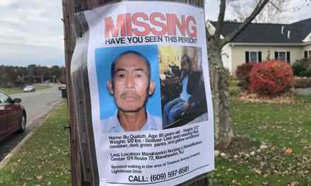 STAFFORD: Search Party Sets Out To Find Bu Quach, Still Missing After Two Weeks