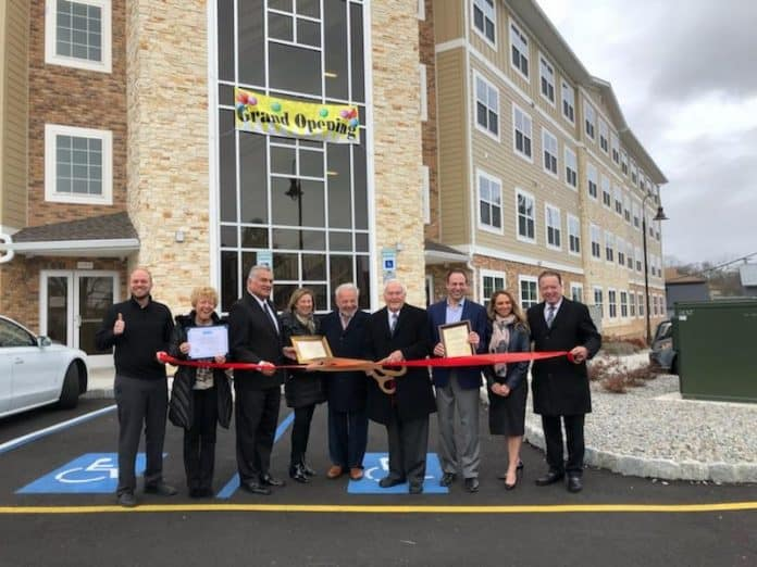 Toms River Opens Legion Square Village Apartments