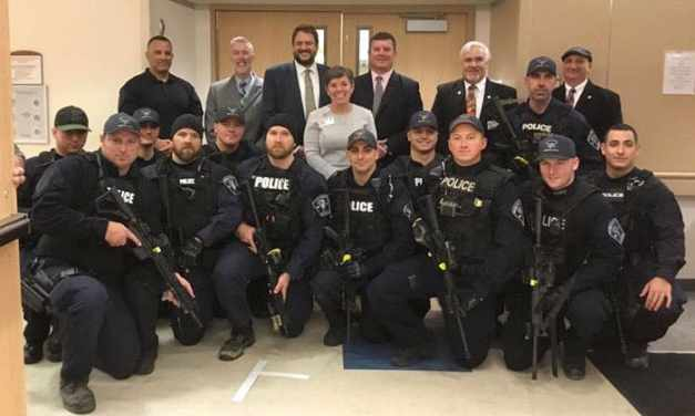 STAFFORD: Police, Hospital Practice Active Shooter Responses