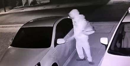 SEASIDE PARK: Police Seek Car Burglary Suspect
