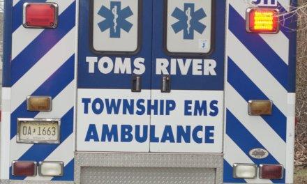 Traffic Advisory: Toms River