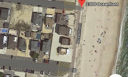 LAVALLETTE: 2300 Oceanfront- Working Structure Fire