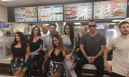 TOMS RIVER: Police Respond To Home Of JWoww Of The 'Jersey Shore'