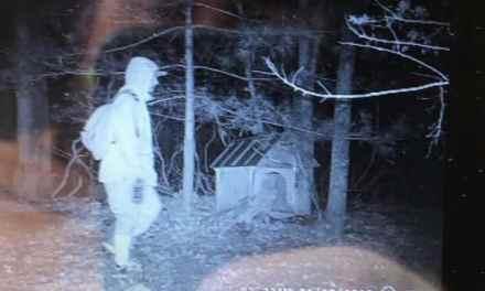 LEH: Police Seeking Suspect Caught On Surveillance