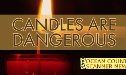 LAKEWOOD: Central Ave – Small Fire (From Candles)