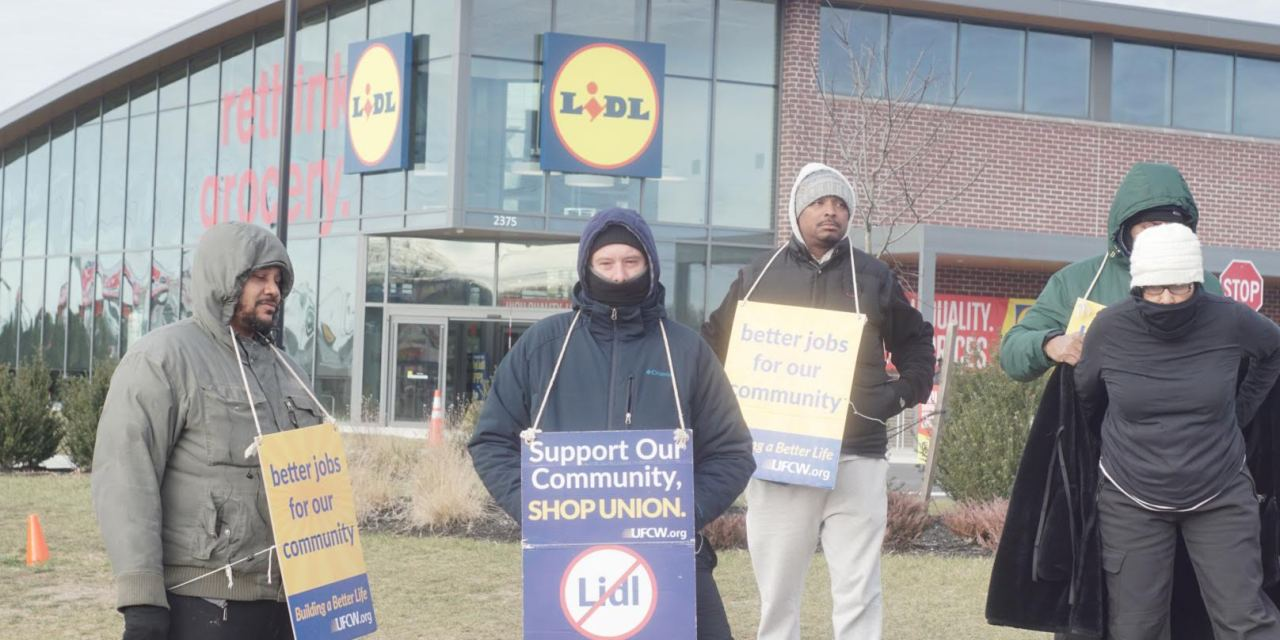 LACEY: LIDL – More Non Union Jobs for Ocean County?