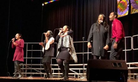 MANCHESTER: Gospel Choir Sings Praise For 50 Years And Dr. King