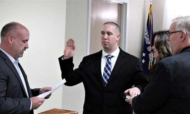 MANCHESTER: Police Welcome New Patrolmen, Class II Officers