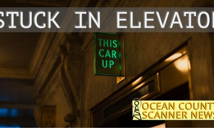 ASBURY PARK: Apartment Elevator Rescue – Park Ave