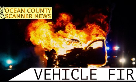 EAGLESWOOD: GSP Vehicle Fire (60.2) [UNFOUNDED]