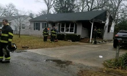 BEACHWOOD: Fire Devastates Borough Home