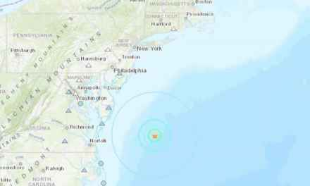 NJ Misses Earthquake Impact This Time
