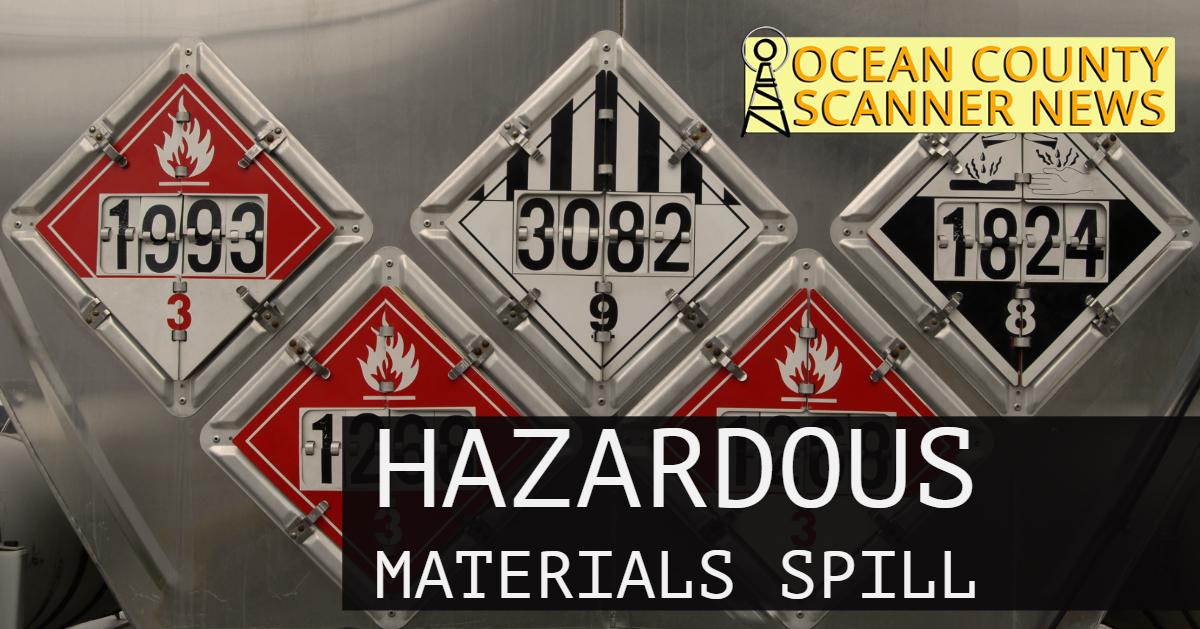 Waretown: Vessel Leaking Fluid