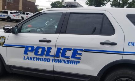 LAKEWOOD: Police Academy- Possible Dislocated Leg