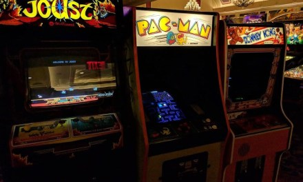ATLANTIC CITY: Feel Like A Kid Again At Starcade Retro Arcade @ Showboat!