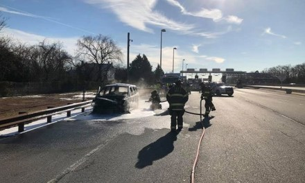 TR: Parkway Car Fire Under Investigation