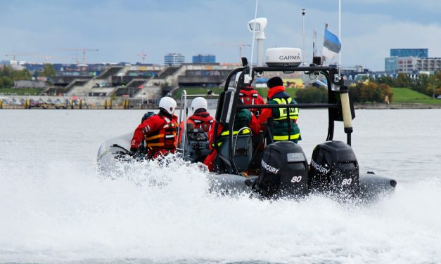 RUMSON – Monmouth County: Water Rescue