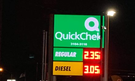 Rising Gas Prices in NJ