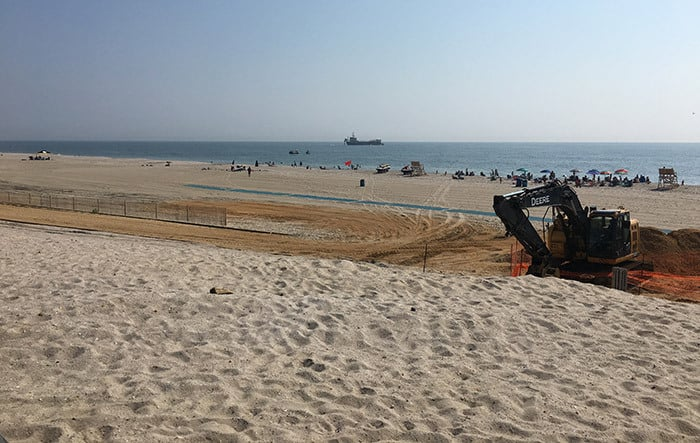 Seaside Park: Swimmers In Distress