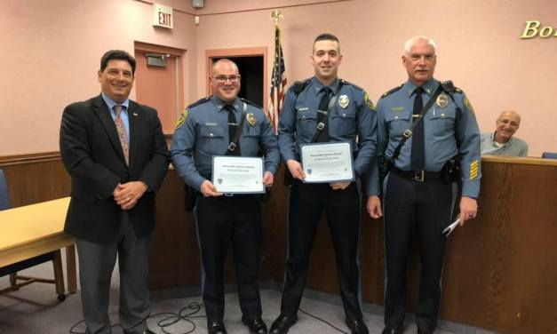 BEACHWOOD: Officers Deliver a Baby!