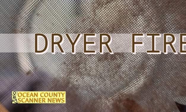 MANCHESTER: Dryer Fire
