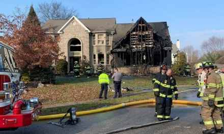 TR: First Aid Squad Hosting Hockey Fundraiser For House Fire Victims