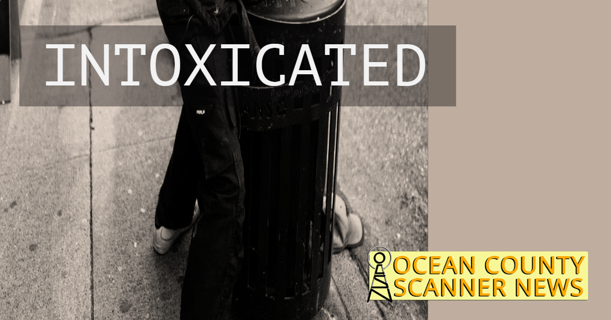 Ocean Gate: Intoxicated Person