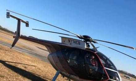 Helicopter Inspecting JCP&L Lines Starting Feb. 1 or 2