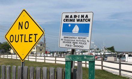 SSP: Landing Zone @ J Street Marina