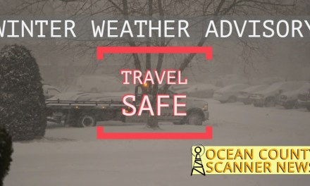 OCEAN COUNTY: WINTER WEATHER ADVISORY