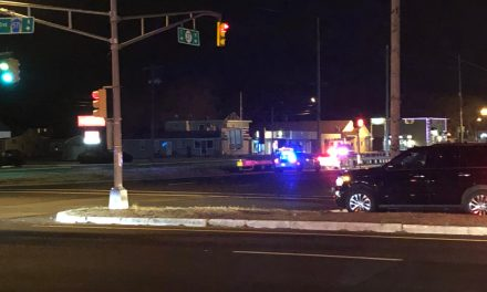 TR: NJ 37 @ Fischer- Police Activity.