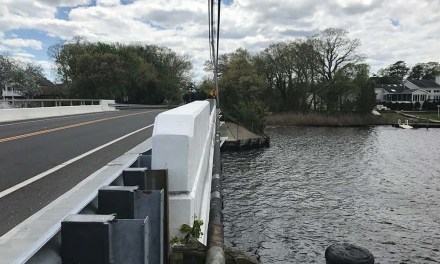 BRICK: Midstreams Bridge Reopens To Traffic