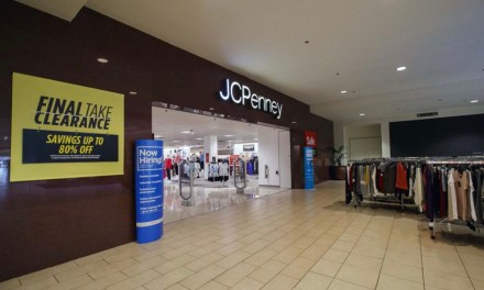 JC Penney's Hamilton Mall location to close this summertime