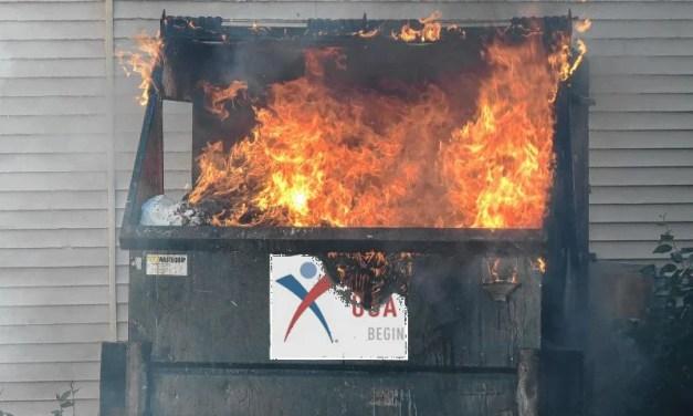 LAKEWOOD: Dumpster Fires