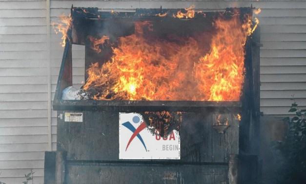JACKSON: Dumpster Fire