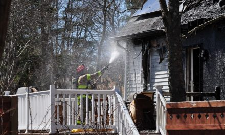 LACEY: Home Damaged in Structure Fire