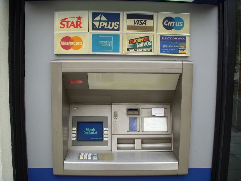 MARLBORO: Chase Bank- ATM Robbery