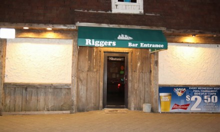SSH: Riggers- Upset Patron