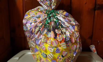 Easter Basket Giveaway Update