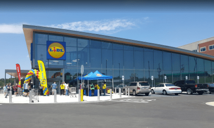 LACEY: Lidl Grand Opening Set for September