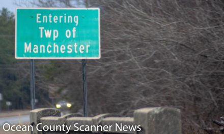 MANCHESTER: NJ 70- Tree in Roadway