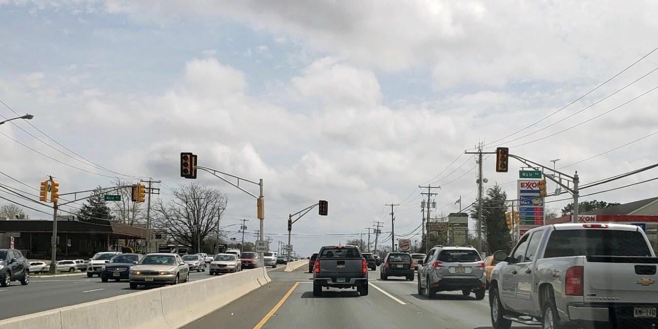 TR: NJ 37 @ Mule- Signal Out
